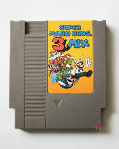 Super Mario Bros 3 Mix - NES (Region-free)