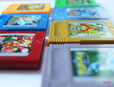 Pokemon Complete 7 Set - First and Second Generation Games (Reproduction)