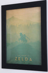 Vintage Style A3 Poster - The Legend of Zelda