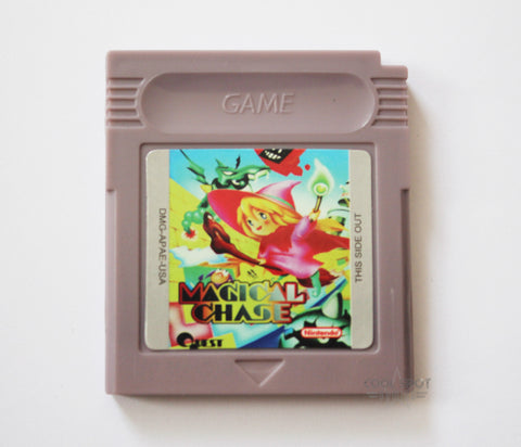 Magical Chase GB - English Translated Version - Game Boy Colour