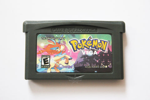 Pokemon Vega - Game Boy Advance (GBA)