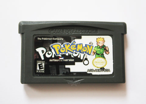 Pokemon Outlaw - Game Boy Advance (GBA)