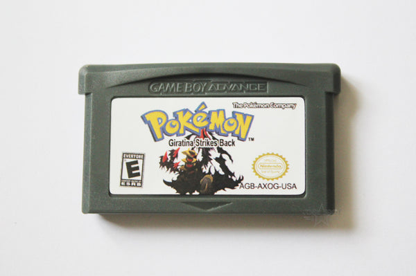 Pokemon Giratina Strikes Back for Game Boy Advance GBA-Cool Spot's Gaming Emporium-Cool Spot Gaming