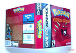 Pokemon Snakewood for Game Boy Advance GBA (Zombie Pokemon!)-Cool Spot's Gaming Emporium -Cool Spot Gaming
