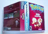 Pokemon Adventure: Red Chapter for Game Boy Advance GBA