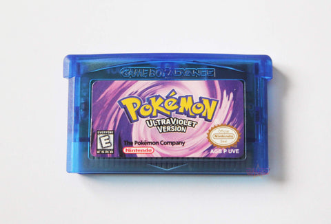 Pokemon Ultra Violet for Game Boy Advance GBA-Cool Spot's Gaming Emporium-Cartridge Only-Cool Spot Gaming
