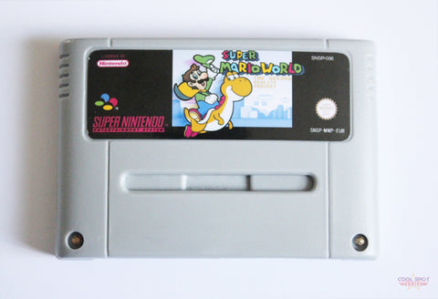 Super Mario World: The Second Reality Project for Super Nintendo (SNES) (PAL)