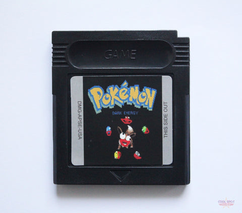 Pokemon Dark Energy - Game Boy/Game Boy Colour