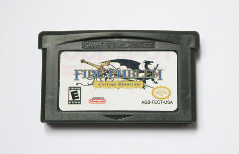 Fire Emblem: Corrupt Theocracy - Game Boy Advance