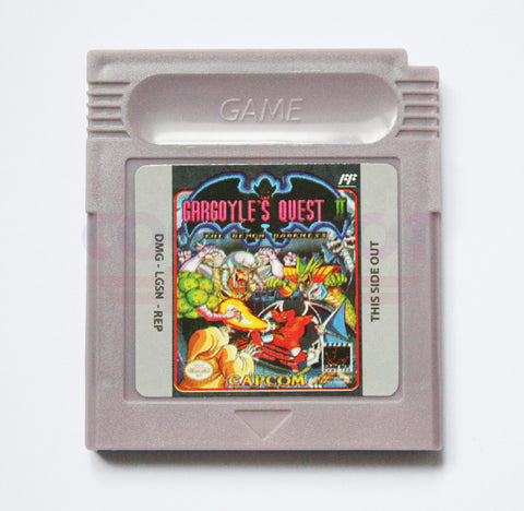 Gargoyle's Quest II: The Demon Darkness (Fan Translation) - Game Boy-Cool Spot Gaming-Cool Spot Gaming