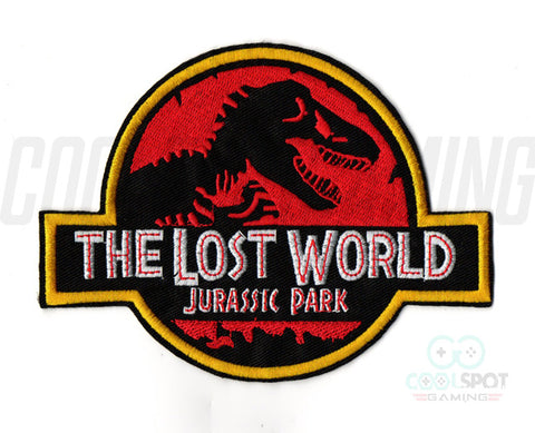 Jurassic Park The Lost World Large Patch
