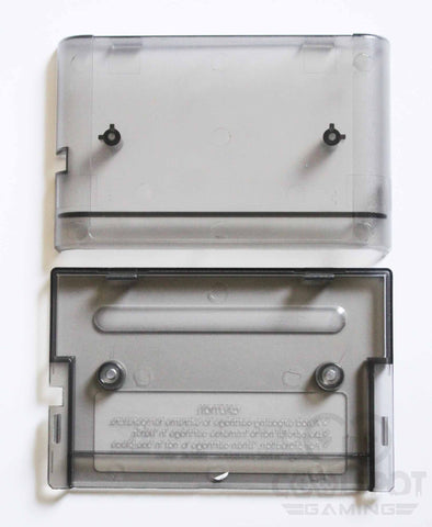 Mega Drive/Genesis Replacement Cartridge - Clear Transparent Black