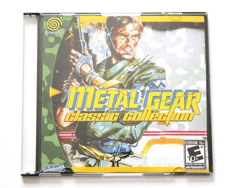 Metal Gear Classics Collection - Dreamcast