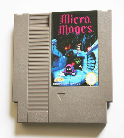Micro Mages - NES