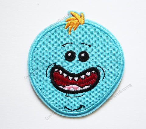 Mr. Meeseeks Embroidered Patch