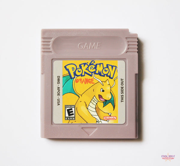Pokemon OIA - Orange Island Adventures for Game Boy/Game Boy Colour-Cool Spot's Gaming Emporium-Cool Spot Gaming