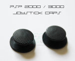 PSP 2000 / 3000 Joystick Caps - Black - (One Pair)