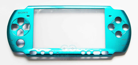 PSP 2000/3000 Series - Replacement Teal/Turquoise Faceplate