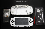PSP 1000 Series White Full Housing Kit