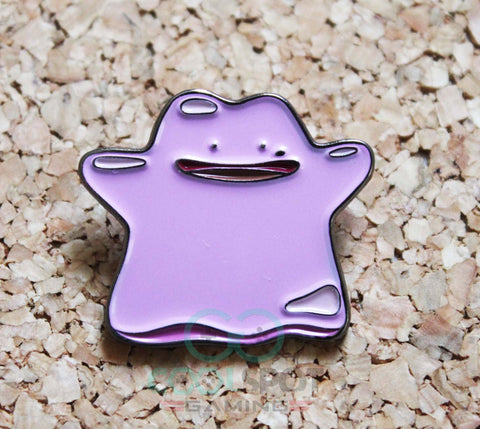Ditto Pokemon Pin Badge