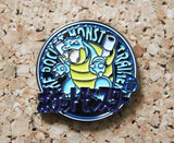 Blastoise Japanese Pokemon Pin Badge