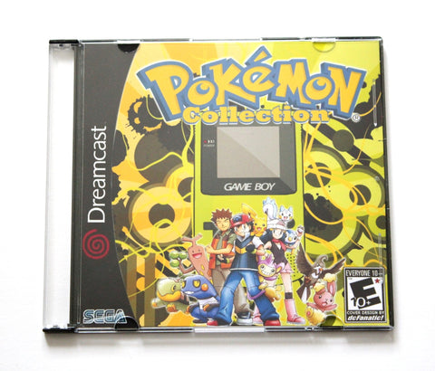 Pokemon Game Boy Collection - Dreamcast