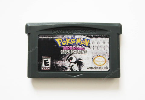 Pokemon Dark Rising: Order Destroyed - GBA