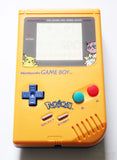Original DMG Game Boy Console Replacement Housing Shell Kit - Pokemon Edition