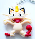 Pokemon Keyring - Meowth Design