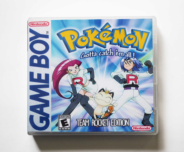 Pokemon Team Rocket Version for Game Boy
