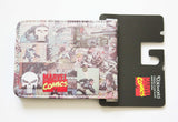 The Punisher - Bi-Fold Wallet - Comic Book Design