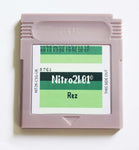 Rez (Synth) for Game Boy
