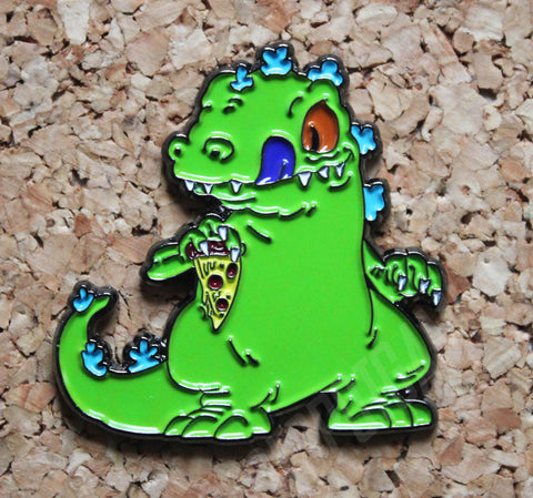 Rugrats Reptar Pin Badge