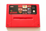 100 in 1 - Super Nintendo/SNES Multi Cartridge - PAL/EUR