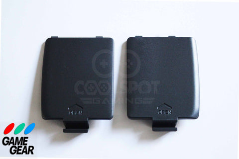 Sega Game Gear Replacement Battery Covers (Pair of 2)