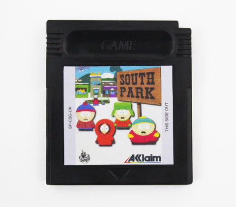 South Park (Unreleased Game) for Game Boy/Game Boy Colour