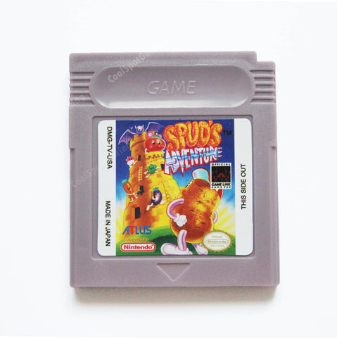 Spud's Adventure - Game Boy
