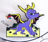 Spyro the Dragon Exclusive Pin Badge