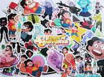 Steven Universe 50 Piece Sticker Set
