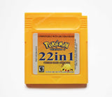 Super 22 in 1 Game Boy Colour Multi Cartridge