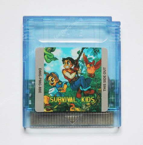 Survival Kids 2 - Game Boy Colour (English Translation)