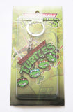 Teenage Mutant Ninja Turtles - 4 Character Keychain