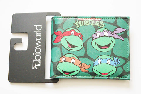 Teenage Mutant Ninja Turtles - Bi-Fold Wallet