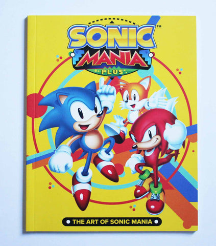 The Art of Sonic Mania (Artbook)