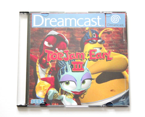 Toejam & Earl III: Mission to Earth - Dreamcast
