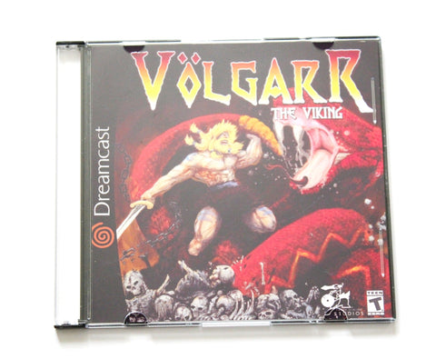 Volgarr the Viking - Dreamcast