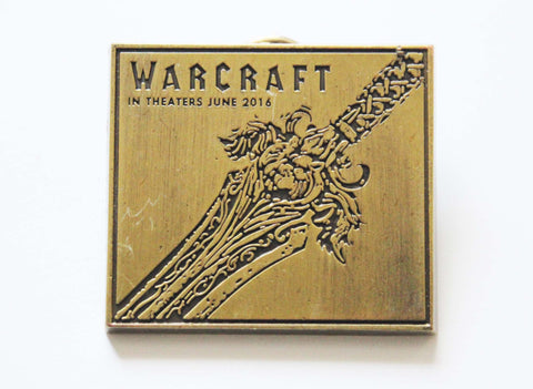 World of Warcraft Movie - Limited Edition Alliance Pin (2015)
