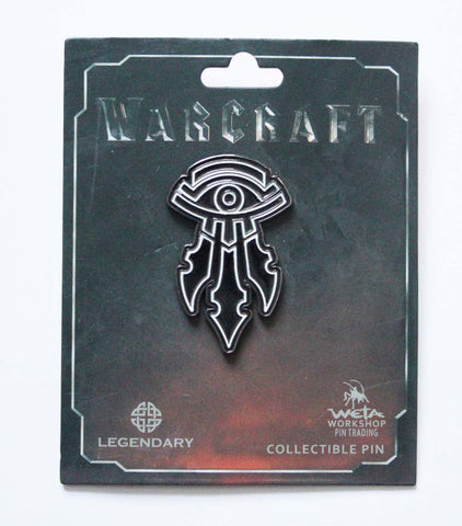 World of Warcraft WETA Workshop - Mage - Collectible Pin