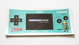 Custom Game Boy Micro Faceplate Skin - The Legend of Zelda