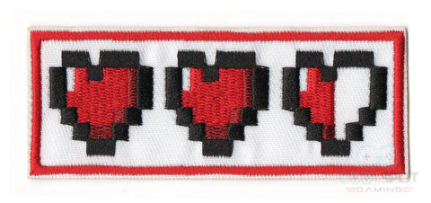 The Legend of Zelda Retro 8-Bit HP Patch